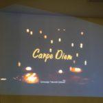 Najbolji video na stranom jeziku na temu Carpe diem-proglašenje pobednika